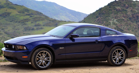 Nightmare Moon would drive a Ford mustang GT. What would Bulk Biceps have?