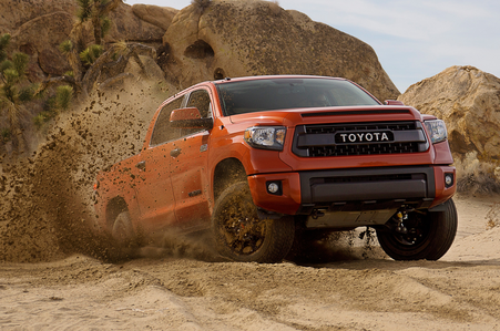 applejack would drive a Toyota tundra TRD Pro. What would Fluttershy have?
