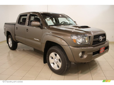 Little Strongheart would drive a Toyota Tacoma. What would Chief Thunderhooves have?