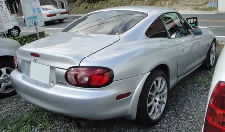 Roseluck would drive a 2004 Mazda MX-5 Coupe. What would Cheerilee have?