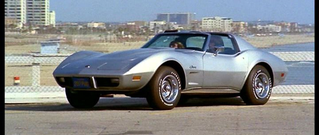 Button Mash would drive a 1976 Chevrolet Corvette C3. What would Button's mom have?