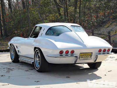 Tirek would have a 1963 Chevrolet Corvette Stingray. What would Discord have?