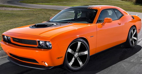 Nightmare Moon would have a 2015 Dodge Challenger Hellcat, making this the saat challenger on this