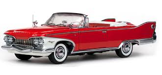 arc en ciel Dad would drive a 1960 Plymouth Fury. What would arc en ciel Dash' mom have?