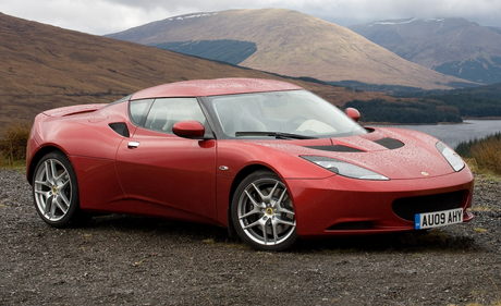 Aria Blaze would drive a 2015 Lotus Evora. What would Trixie have?