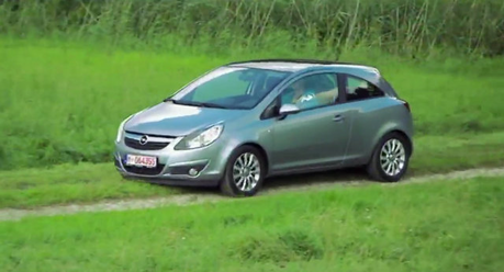 Trixie would drive a 2010 Opel Corsa. What would Sonata Dusk have?