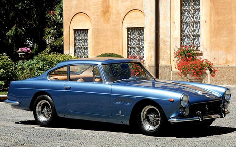 Trixie would drive a 1963 Ferrari 330 GT. What would King Sombra have?