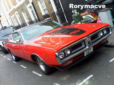 Big Mac would drive a 1970 Dodge Charger 440 Magnum. What would 캐러멜, 캐 러 멜 have?