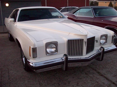 Mayor Mare would have a 1974 Pontiac Grand Prix. What would Granny Smith have?