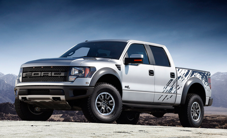 Daring Do would drive a 2015 Ford F150 Raptor. What would Ahuizotl have?