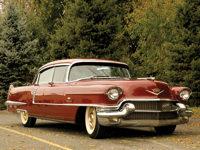 Prince Blueblood would have a 1956 Cadillac Maharani. What would Fancy Pants have?