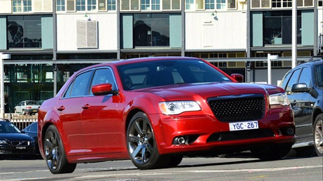 Sapphire Shores would have a 2015 Chrysler 300. What would the Diamond cachorros have?