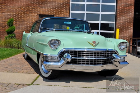 Hoity Toity would have a 1955 Cadillac Series 62. What would Fancy Pants have?