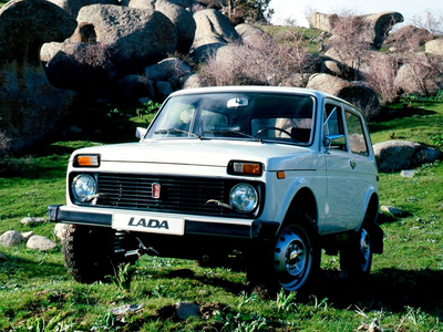 aguardente de maçã would drive a 1996 Lada Niva. What would Derpy Hooves have?