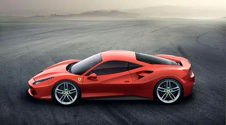 Dr. Whooves would drive a 2015 Ferrari 488 GTB, the successor of the 458 Italia. What would Midnight