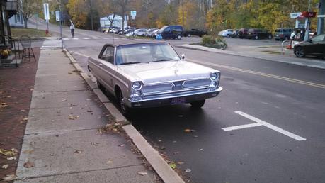 Princess Celestia would drive a 1966 Plymouth Fury III. What would Princess Luna have?
