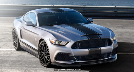 Trenderhoof would drive a 2015 Ford 野马 Shelby GT350. What would Bulk Biceps have?