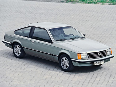 Fluttershy would drive a 1983 Opel Monza A1. What would Discord have?