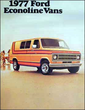 Sea Breeze would drive a 1977 Ford Econoline. What would Tirek have?