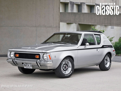 Applebloom would drive an 1973 AMC Gremlin. What would Daring Do have?