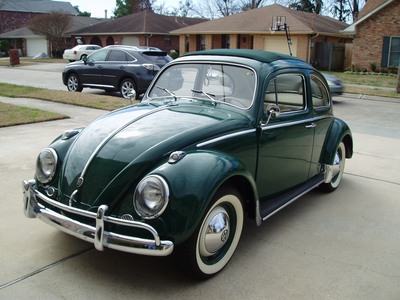 Ms. Peachbottom would drive a 1963 Volkswagen Beetle. What would Derpy Hooves have?