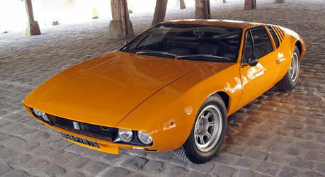Silver Spoon would drive a 1967 De Tomaso Mangusta. What would 照片 Finish have?