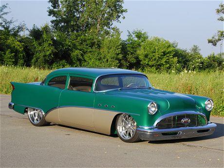 사진 Finish would drive a 1954 Buick Special. What would Diamond Tiara have?