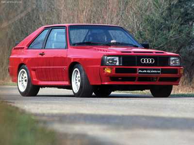It was about time! xD Anyways, Appelbloom would drive a 1984 Audi Sport Quattro. What would Sonata D