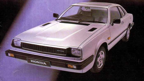 Sonata Dusk would have a 1982 Honda Prelude. What would Adagio Dazzle have?