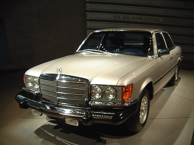 Trixie would have a 1980 Mercedes Benz 300. What would Lightning Dust have?