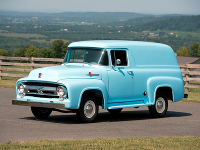 rượu làm bằng trái táo, applejack would drive a 1956 Ford F-100 Panel. What would Vinyl Scratch have?