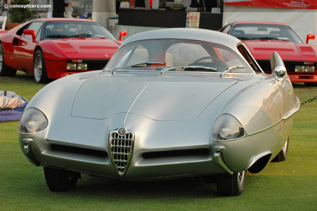 Dr, Whooves would drive a 1955 Alfa Romeo BAT-9. What would Tirek have?