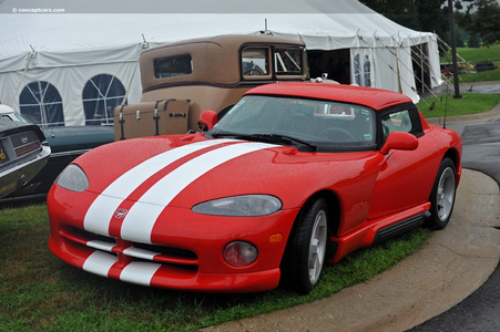 Bon Bon would drive a 1993 Dodge Viper. What would Cheerilee have?