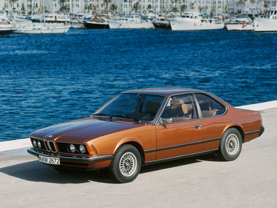 Cheerilee would drive a 1976 BMW 630CS. What would Roseluck have?