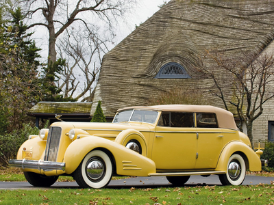 Prince Blueblood would have a 1935 Cadillac V16 452-D Imperial convertible Sedan. What would Fancy Pa