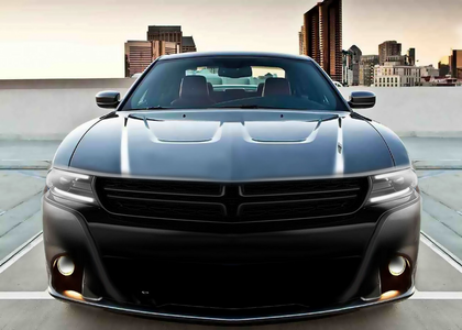 Thunderlane would drive a 2015 Dodge Charger Hellcat. What would Midnight Strike drive?