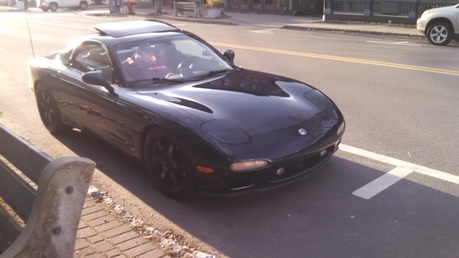 Midnight Strike would have a 1999 Mazda RX7. What would Blossomforth have?