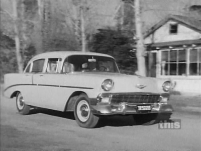 Noteworthy would have a 1956 Chevrolet 210. What would daisy have?