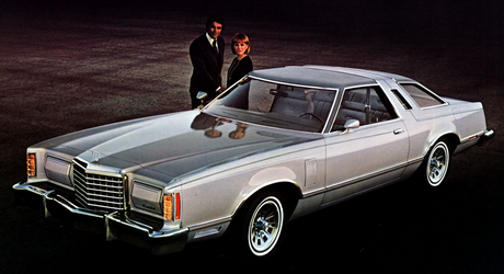 Granny Smith would have a 1977 Ford Thunderbird. What would Big Macintosh have?