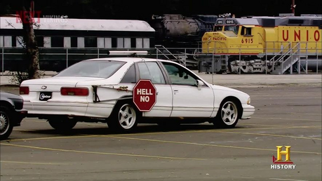 EG Scientist Twilight would have a 1994 Chevrolet Caprice. What would regular EG Twilight have?