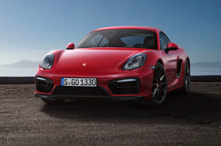 Rarity would drive a 2015 Porsche Cayman GTS. What would Party Favor have?