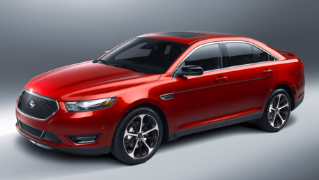 Sunset Shimmer would have a 2015 Ford Taurus. What would Trixie have?