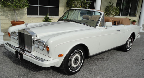 Fiddlesticks would drive a 1977 Rolls Royce Corniche II. What would Featherweight have?