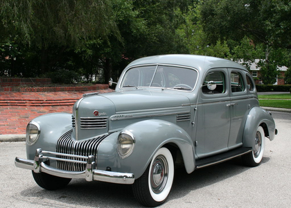 caramel would have a 1939 Chrysler Imperial. What would Braeburn have?