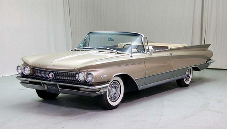 Open Skies would have a 1960 Buick Electra. What would Clear Skies have?