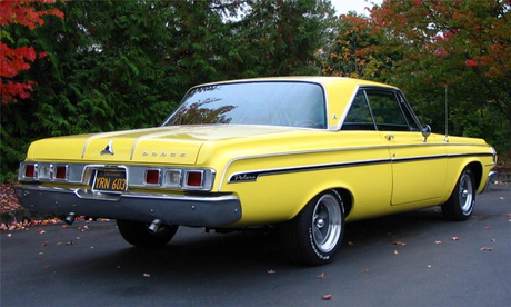 awan Kicker would drive a 1964 Dodge Polara. What would Flitter have?