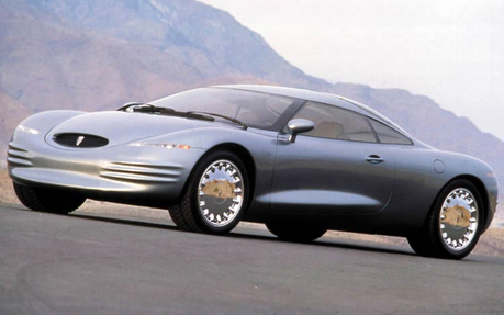 Discord would have a 1997 Chrysler Thunderbolt. What would Angel have?