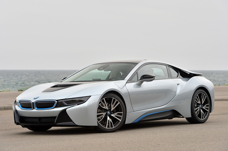 Celestia would drive a 2015 BMW i8. What would Luna have?