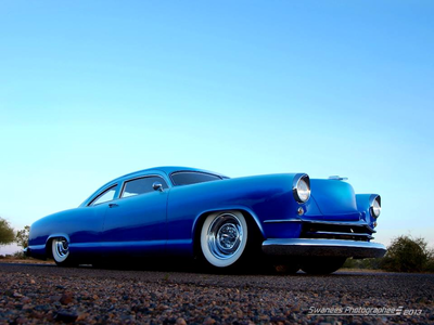 Double Diamond would drive a custom 1953 Kaiser Manhattan. What would Big Mac have? and yeah, I j