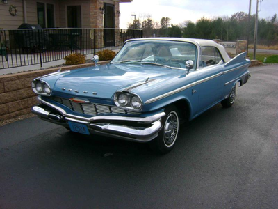King Sombra would have a 1960 Dodge Polara. What would Discord have?
